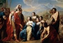 Цар Соломон і жона його - біблійна легенда