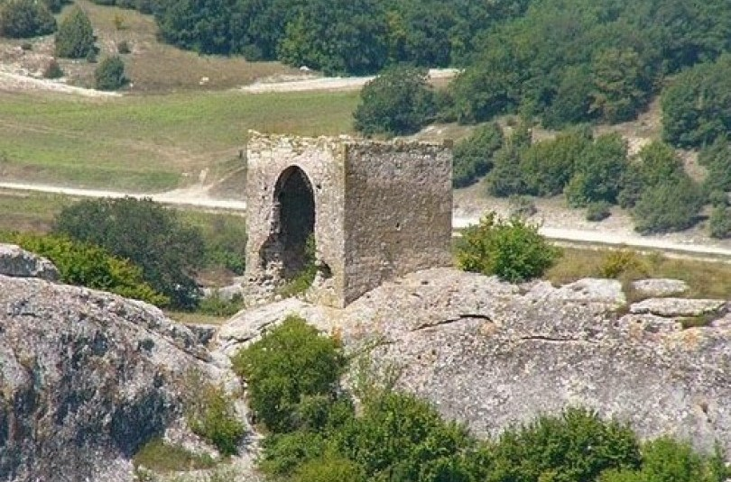 Дівоча башта - легенда Криму