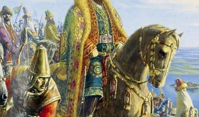 Джерело Ярослави - легенда Криму