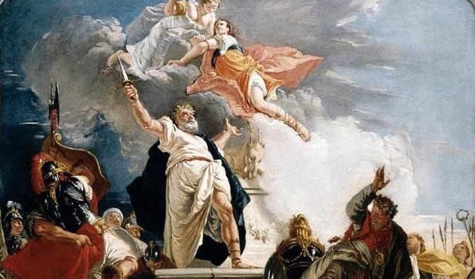 Іфігенія в Тавріді - легенда Криму
