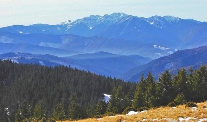Як постали гори Марамороша - українська легенда