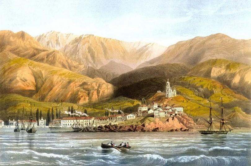 Як виникла Ялта - легенда Криму
