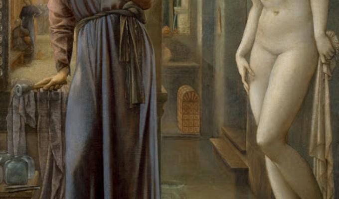 Пiгмалiон - грецький міф