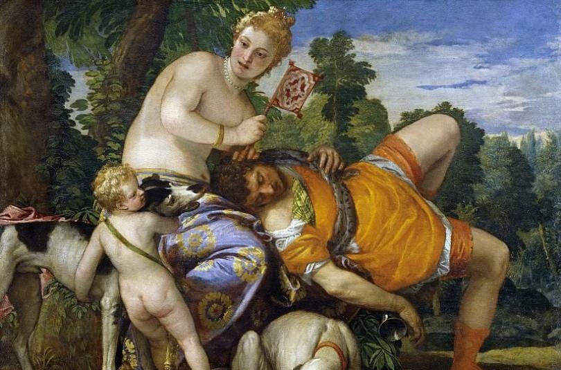 Адоніс - грецький міф