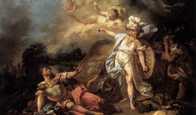 Афіна-Паллада. Народження Афіни - грецький міф