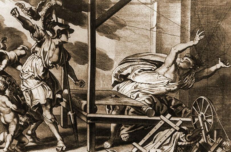 Арахна - грецький міф