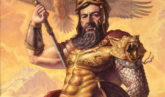 Арес - грецький міф