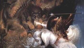Беллерофонт - грецький міф