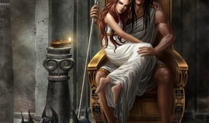 Царство похмурого Аїда - грецький міф