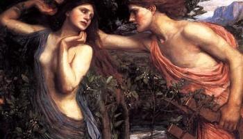 Дафна - грецький міф