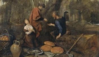 Ерісіхтон - грецький міф