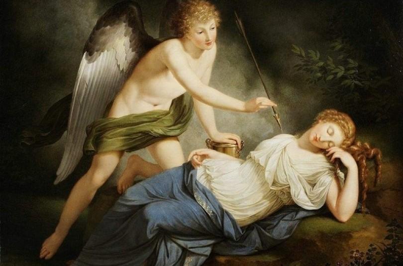 Ерот - грецький міф