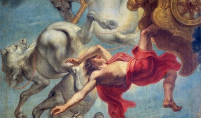 Фаєтон - грецький міф