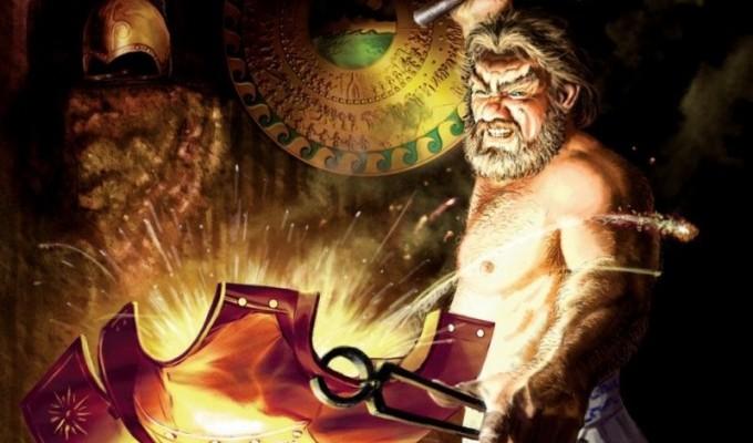 Гефест - грецький міф