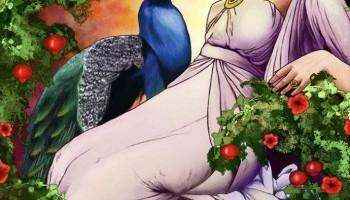 Гера - дружина Зевса - грецький міф
