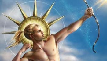 Аполлон. Народження Аполлона - грецький міф