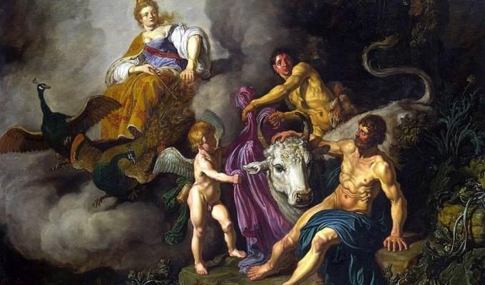 Іо - грецький міф