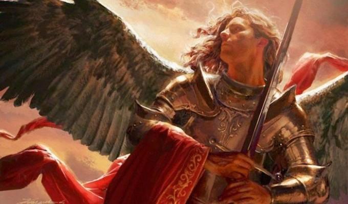 Як архангел Михаїл Сатану закував - біблійна легенда