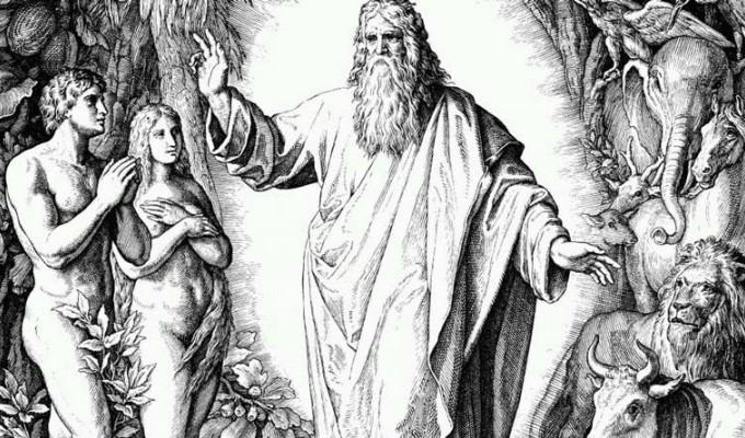 Як було створено жінку - біблійна легенда