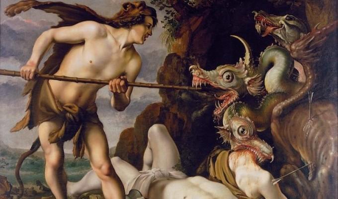 Кадм - грецький міф