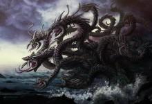 Лернейська гідра - другий подвиг Геракла - грецький міф