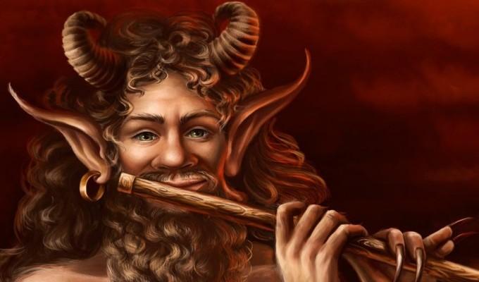 Марсій - грецький міф
