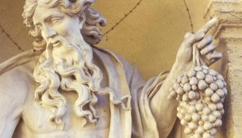 Народження i виховання Дiонiса - грецький міф