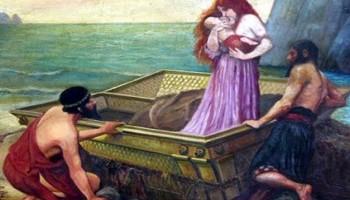 Народження Персея - грецький міф