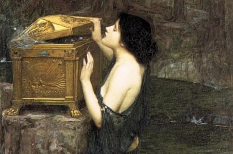 Пандора - грецький міф