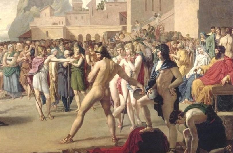 Персей в Аргосi - грецький міф