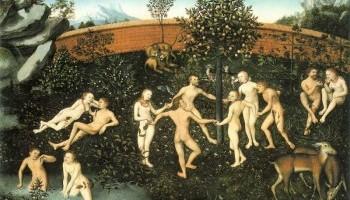 П'ять вiкiв - грецький міф