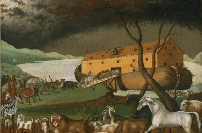 Потоп - біблійна легенда