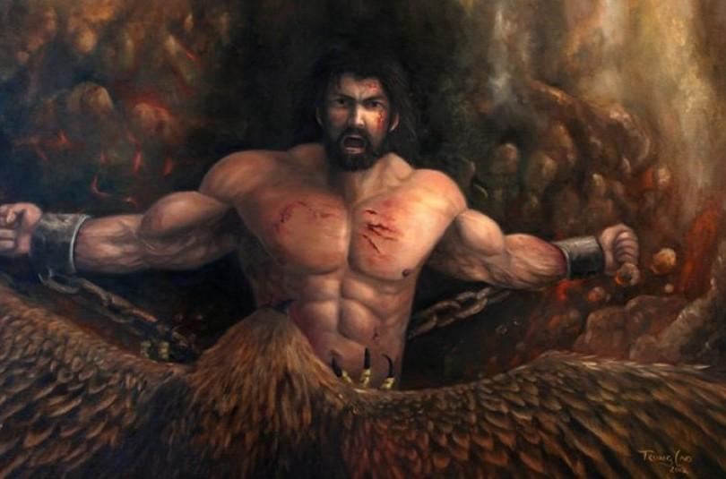 Прометей - грецький міф
