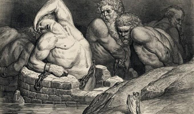 Сини Алоея - грецький міф