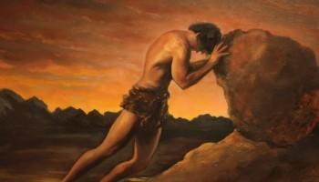 Сiзiф - грецький міф