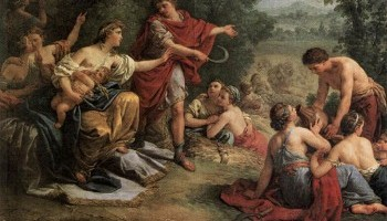 Тріптолем - грецький міф
