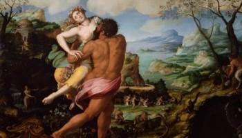Викрадення Персефони Аїдом - грецький міф