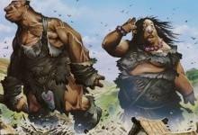 Загибель велетнів - біблійна легенда