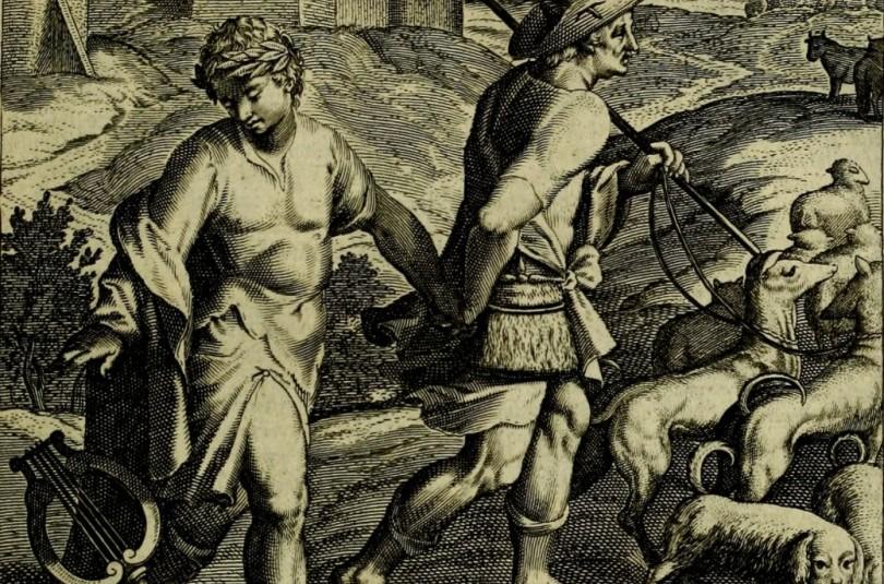 Зет i Амфiон - грецький міф